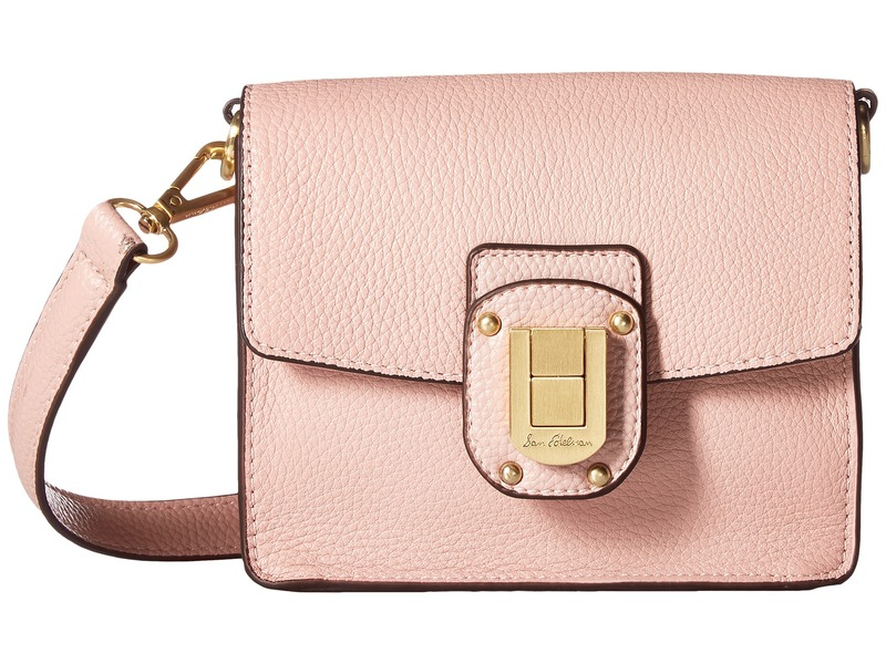 サムエデルマン メンズ ハンドバッグ バッグ Hadlee Mini Shoulder Bag Pink Mauve