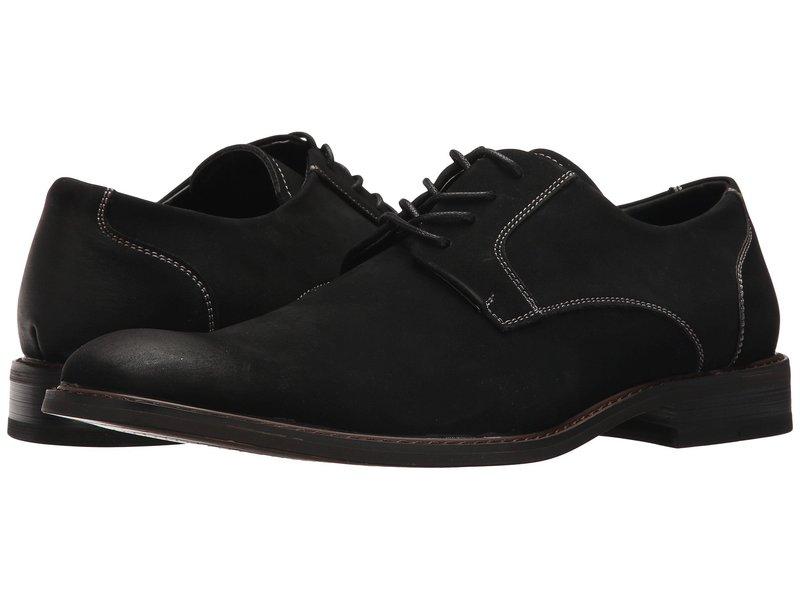 ケネスコール メンズ オックスフォード シューズ Align-Ment Black 1