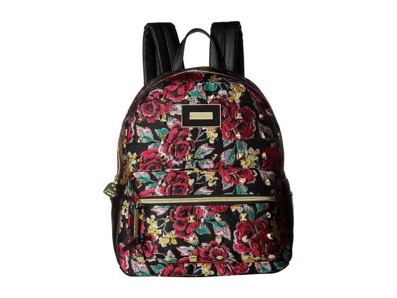 ベッツィジョンソン レディース バックパック・リュックサック バッグ Backpack Pink Floral