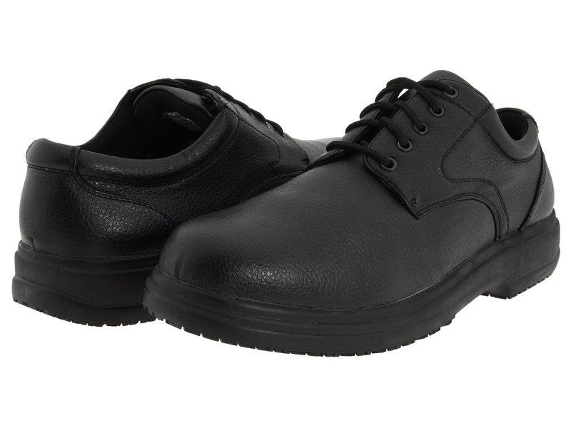 ディアースタッグス メンズ オックスフォード シューズ Service Black