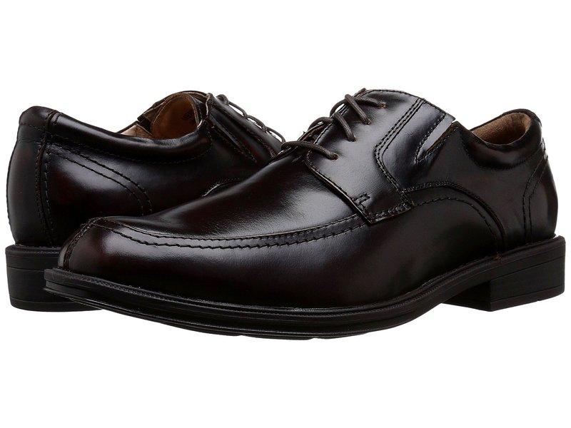 フローシャイム メンズ オックスフォード シューズ Billings Brown Leather