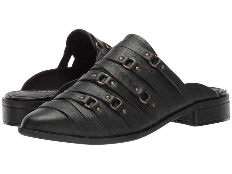 ケルシーダッガー レディース サンダル シューズ Alchemy Slide Black Leather