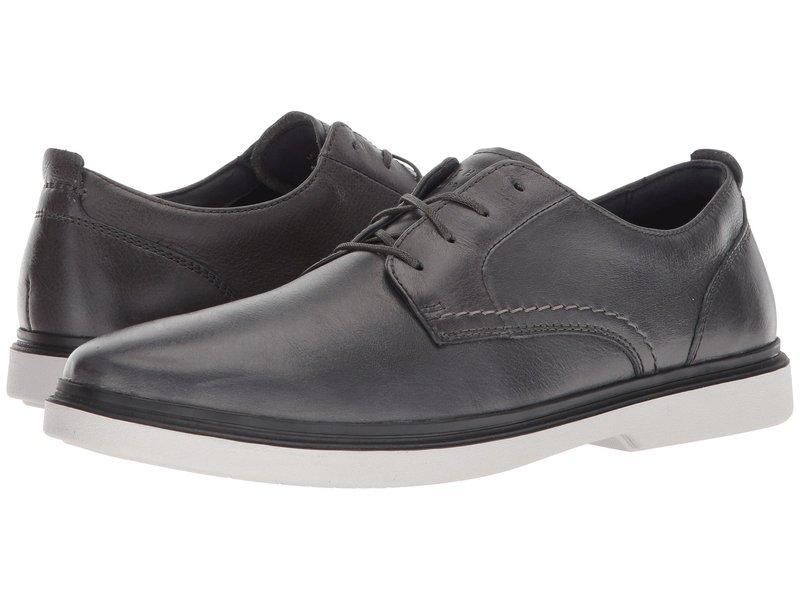 コールハーン メンズ オックスフォード シューズ Brandt Plain Toe Oxford Magnet/Vapor Grey