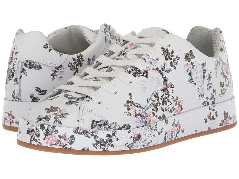 ラグアンドボーン レディース スニーカー シューズ RB1 Low Garden Floral