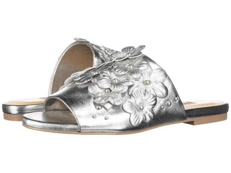 チャールズ・デイビッド レディース サンダル シューズ Sicilian Silver