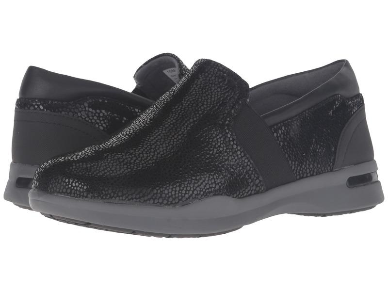 ソフトウォーク レディース サンダル シューズ Vantage Premium Black Mosiac Leather