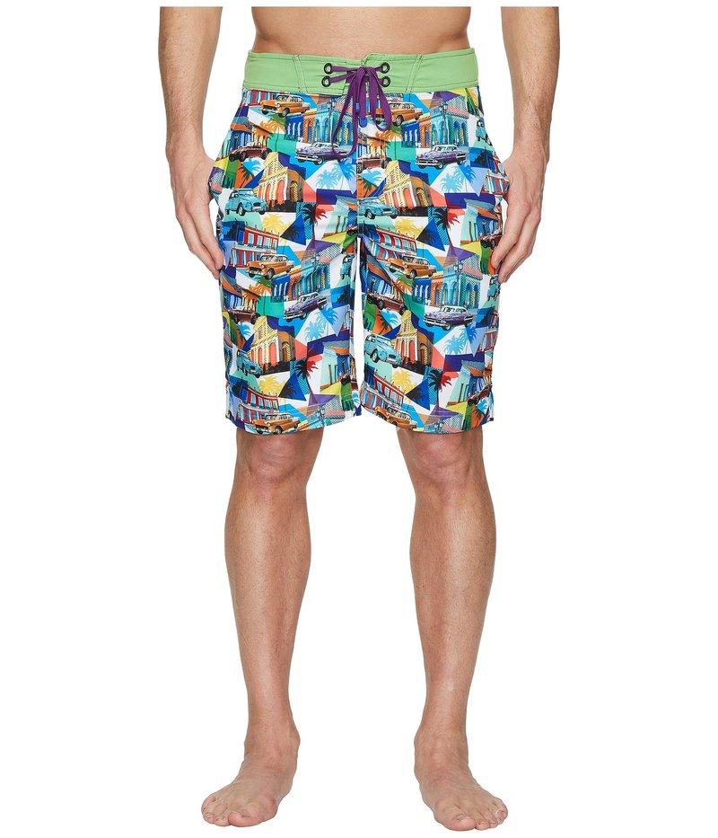 ロバートグラハム メンズ ハーフパンツ・ショーツ スイムウェア Mambo Woven Swim Boardshorts Multi