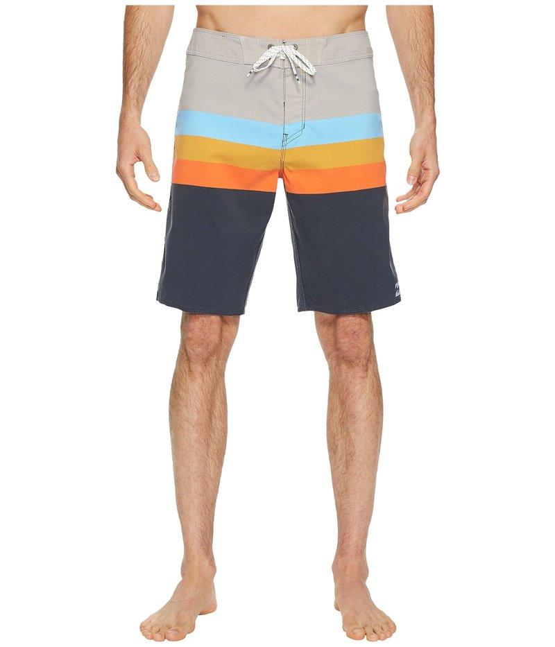 ビラボン メンズ ハーフパンツ・ショーツ スイムウェア Momentum X Boardshorts Charcoal