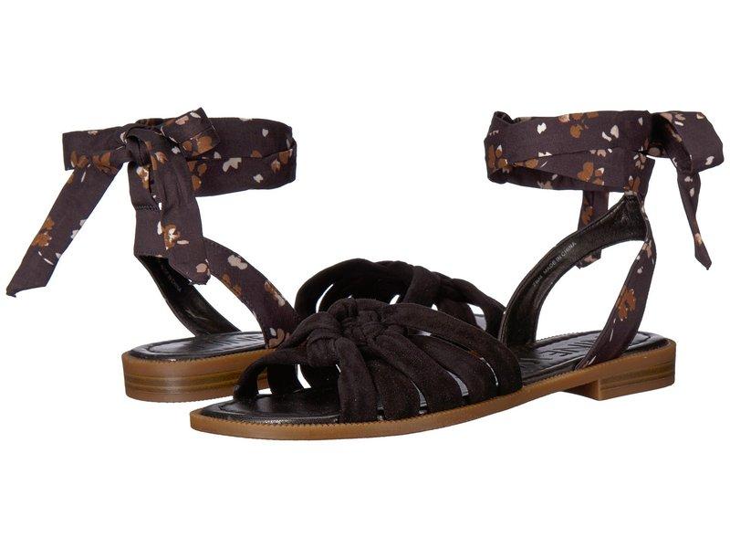 ナインウェスト レディース サンダル シューズ Xameera Wrap Sandal Black Multi/Black Fabric
