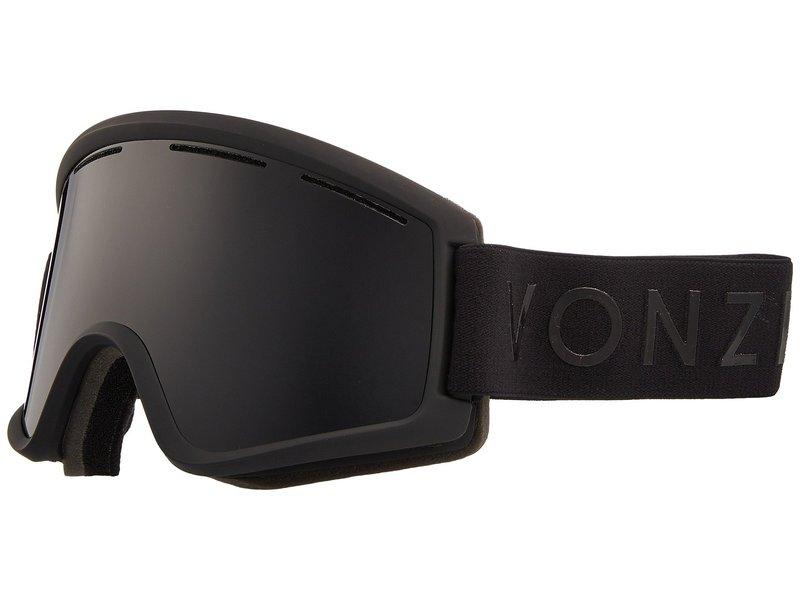 ボンジッパー メンズ サングラス・アイウェア アクセサリー Cleaver Goggle Black Satin/Blackout