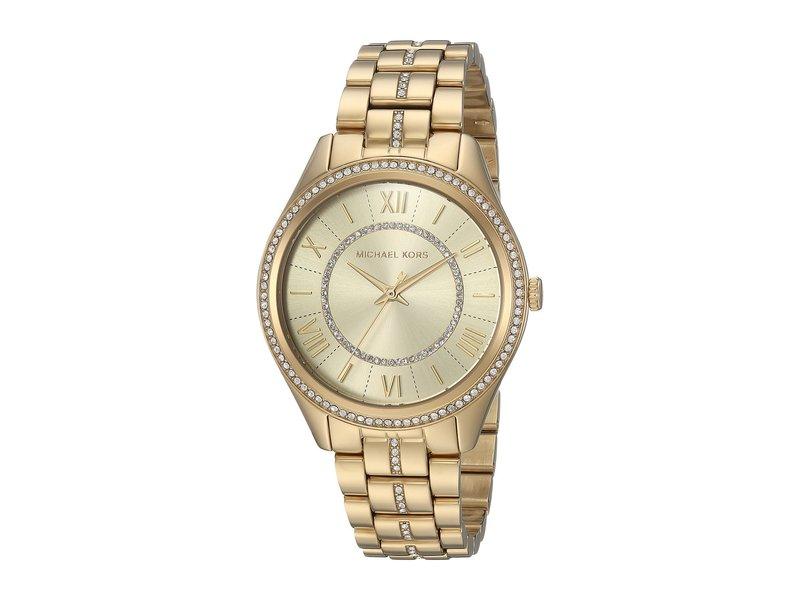マイケルコース レディース 腕時計 アクセサリー MK3719 - Lauryn Gold