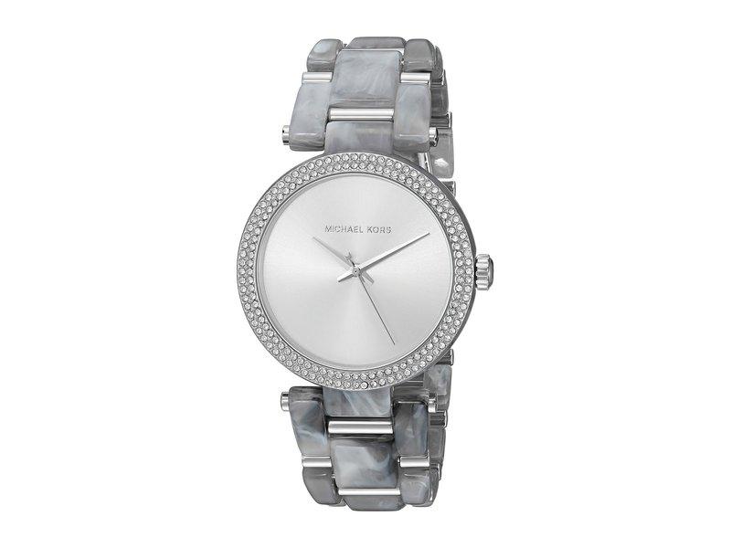 マイケルコース レディース 腕時計 アクセサリー MK4320 - Delray Silver/Grey
