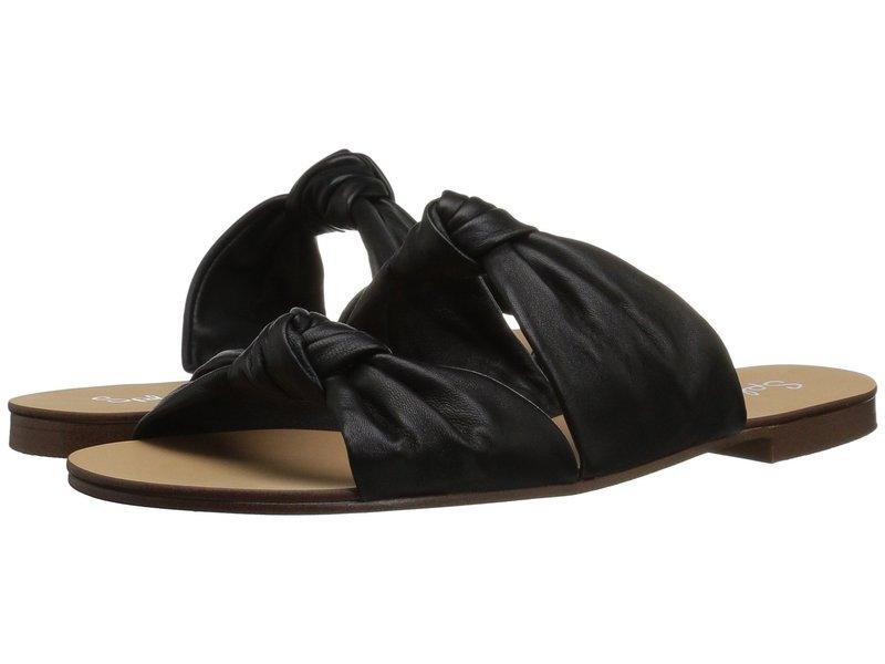 スプレンディット レディース サンダル シューズ Barton Black Leather