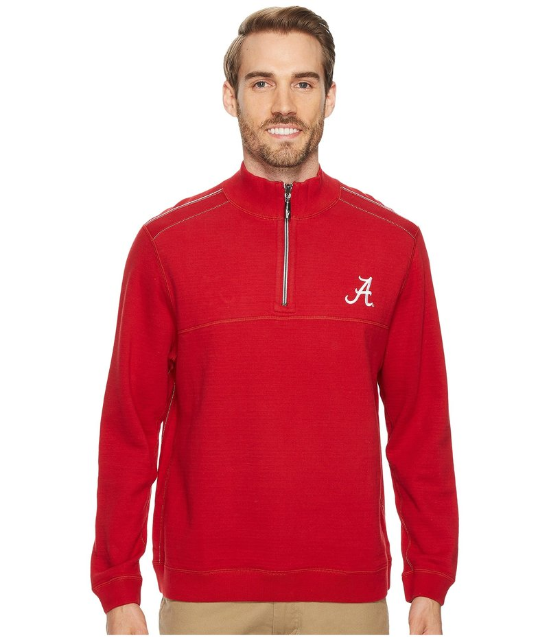 トッミーバハマ メンズ ニット・セーター アウター Alabama Crimson Tide Collegiate Campus Flip Sweater University Of Alabama
