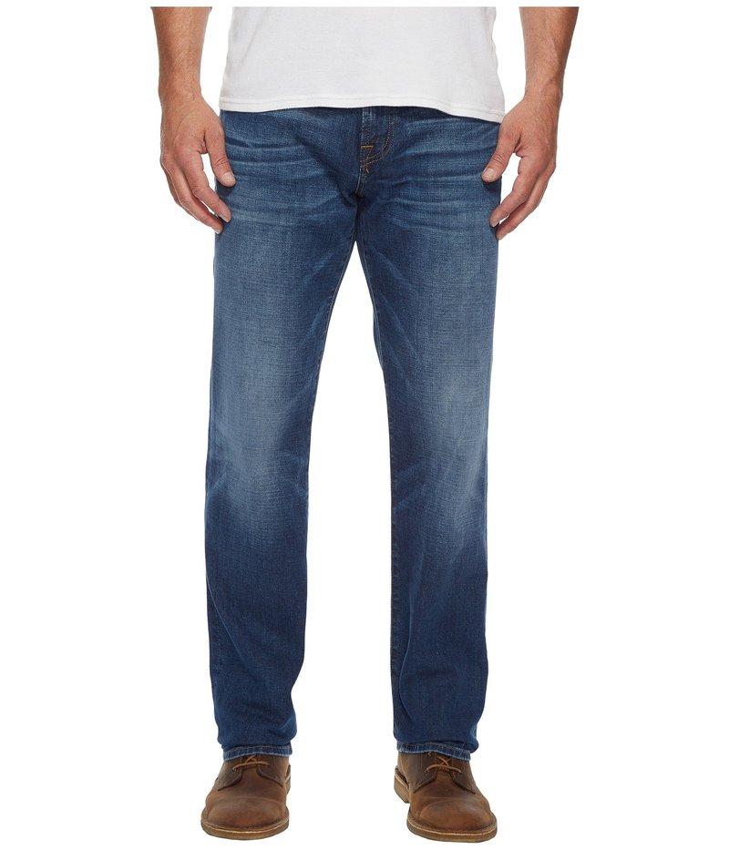 セブンフォーオールマンカインド メンズ デニムパンツ ボトムス Standard Classic Straight Leg in Ryn Ryn
