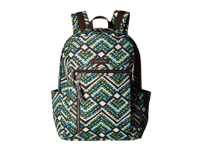 ベラブラッドリー レディース バックパック・リュックサック バッグ Small Backpack Rain Forest