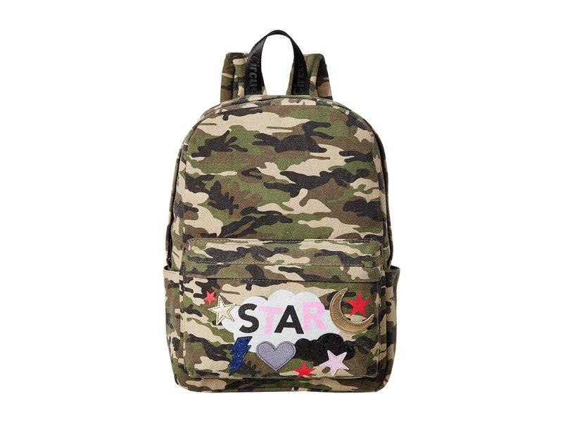 サムエデルマン レディース バックパック・リュックサック バッグ Avery Star Backpack Camo