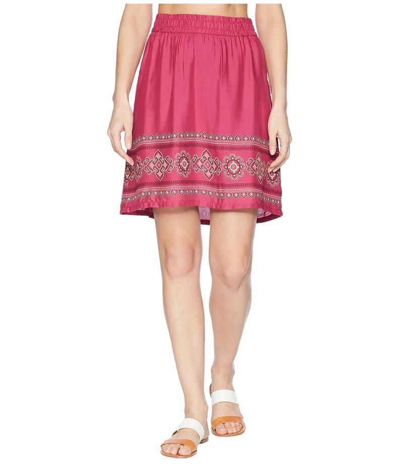 アベンチュラ レディース スカート ボトムス Amberley Skirt Violet Quartz