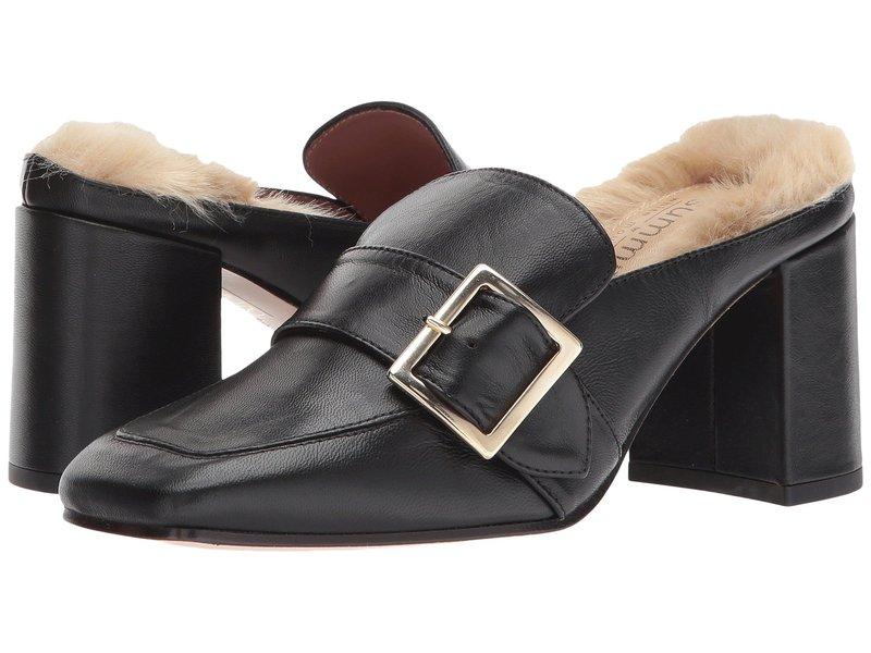ホワイトマウンテン レディース サンダル シューズ Macey Black Leather/Fur