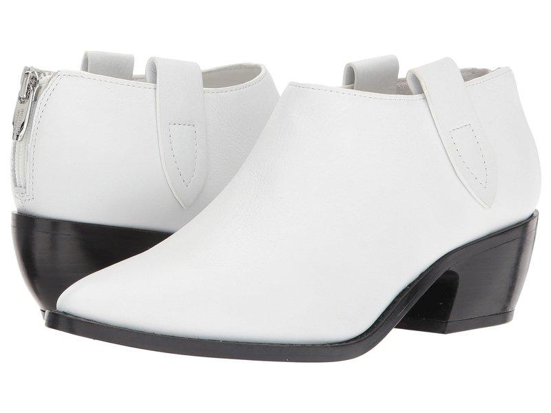 シガーソン モリソン レディース ブーツ・レインブーツ シューズ Dorie White Leather