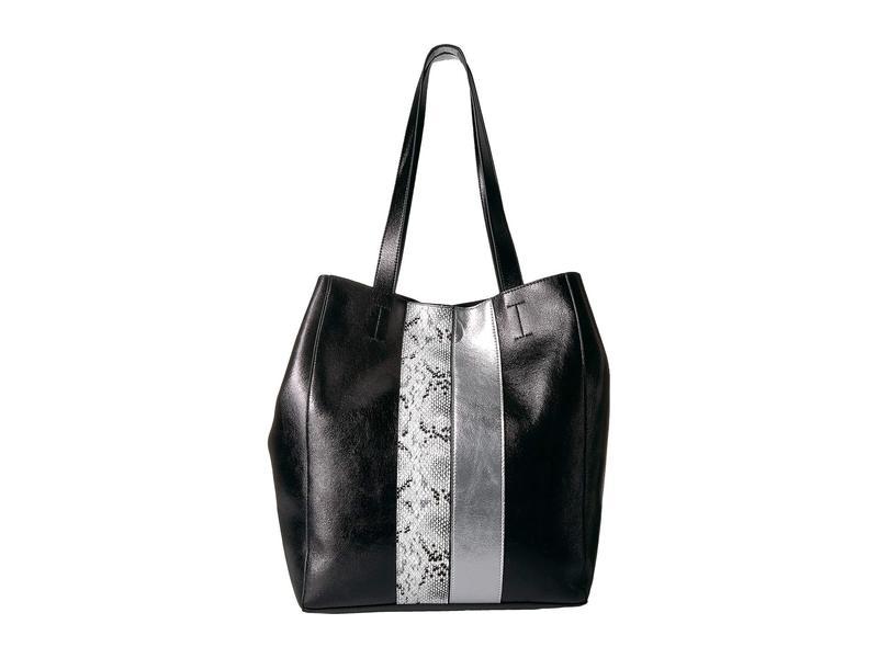 サムエデルマン レディース ハンドバッグ バッグ Jovie Panel North/South Handbag Black