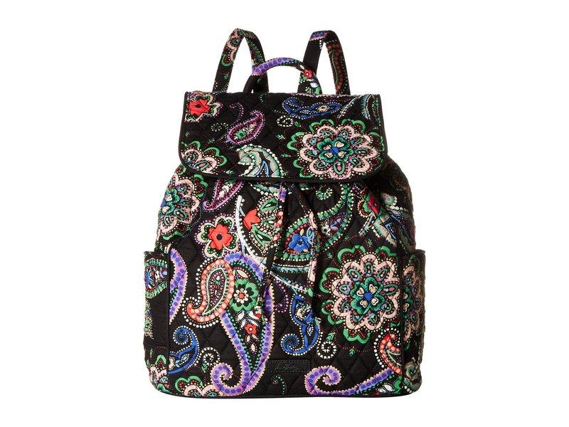 ベラブラッドリー レディース バックパック・リュックサック バッグ Drawstring Backpack Kiev Paisley