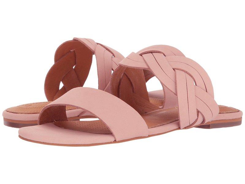 コルソ コモ レディース サンダル シューズ Sicily Light Pink Nubuck