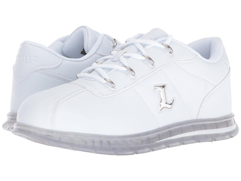ラグズ メンズ スニーカー シューズ Zrocs Ice White/Clear