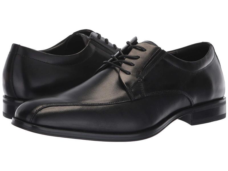 アルド メンズ オックスフォード シューズ Spakeman Black Leather