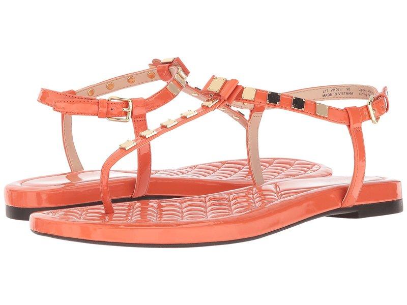 コールハーン レディース サンダル シューズ Tali Mini Bow Studded Sandal Koi Patent