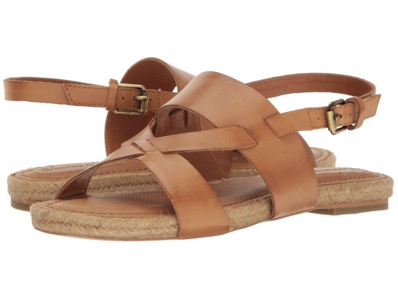 コルソ コモ レディース サンダル シューズ Pine Key Camel Brushed Leather