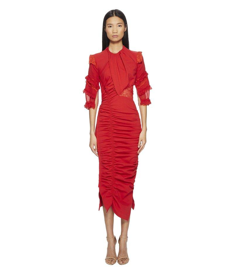 プリーン ソーントン ブルガッジ レディース ワンピース トップス Ginger Dress Red