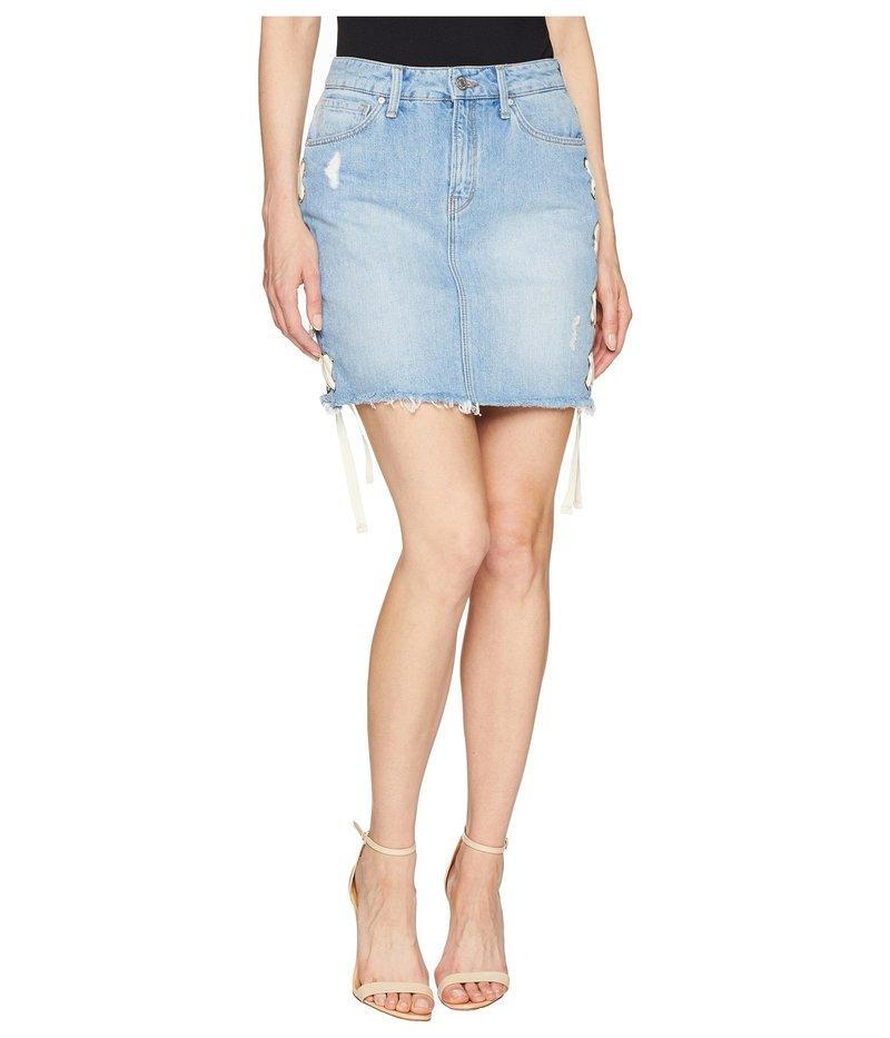 マーヴィ ジーンズ レディース スカート ボトムス Frida Skirt in Light Summer Lace Light Summer Lace
