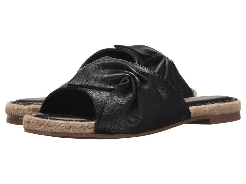 エアロソールズ レディース サンダル シューズ Buttercup Black Leather