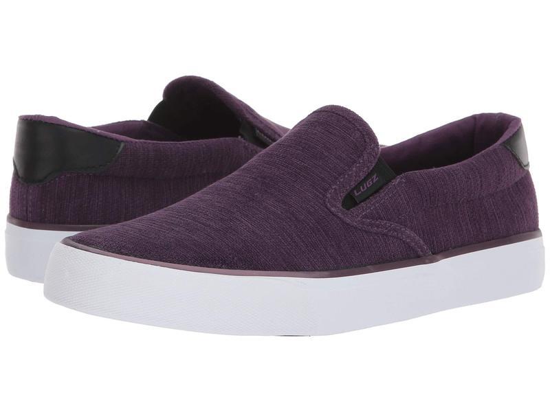 ラグズ レディース スニーカー シューズ Clipper Purple/Black/White