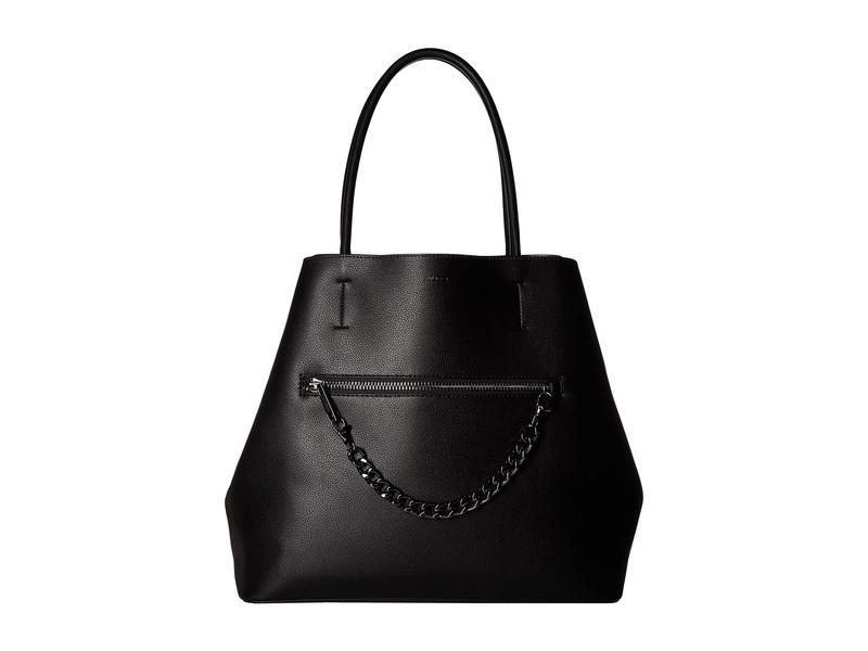 アルド レディース ハンドバッグ バッグ Koiviel Black Leather