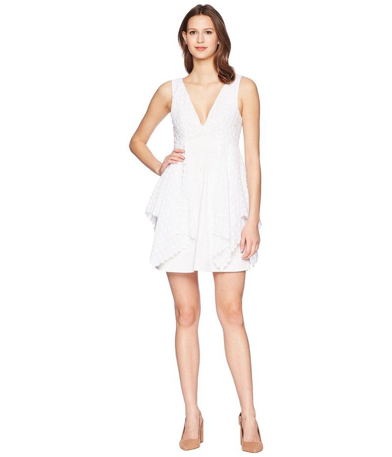 ザックポーゼン レディース ワンピース トップス Prim Dress White
