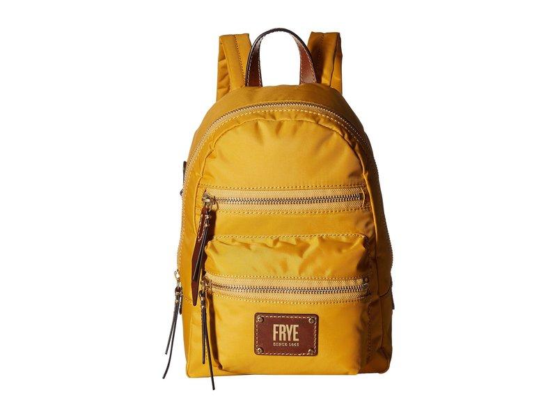 フライ レディース バックパック・リュックサック バッグ Ivy Nylon Mini Backpack Yellow Nylon