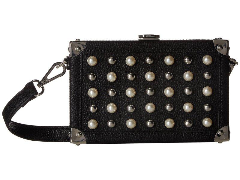 サムエデルマン レディース ハンドバッグ バッグ Shayna Hardcase/Frame Bag Black