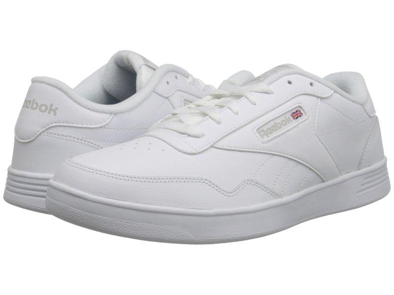 リーボック メンズ スニーカー シューズ Club Memt White/Steel
