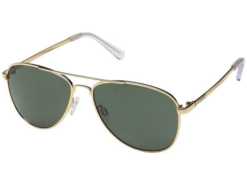 ボンジッパー メンズ サングラス・アイウェア アクセサリー Statey Gold Gloss/Vintage Grey