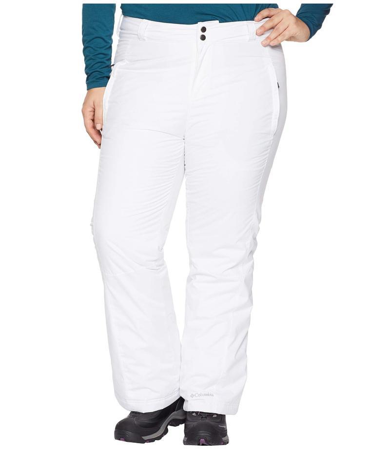 コロンビア レディース カジュアルパンツ ボトムス Plus Size Modern Mountain 2.0 Pants White