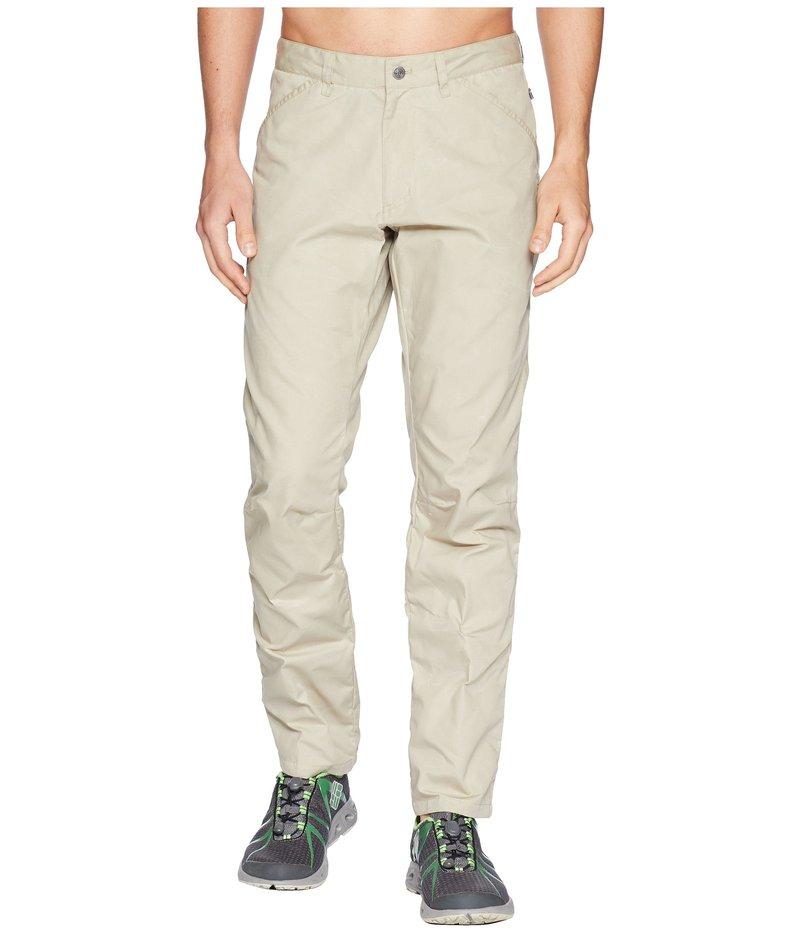 フェールラーベン メンズ カジュアルパンツ ボトムス High Coast Trousers Limestone
