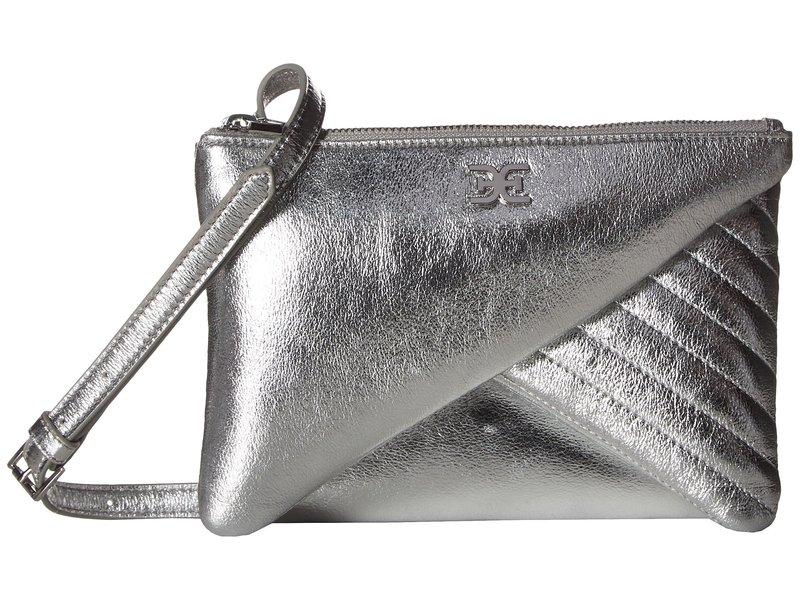 サムエデルマン レディース ハンドバッグ バッグ Amabel Crossbody Silver Metallic