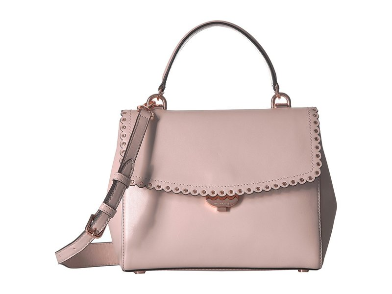 マイケルコース レディース ハンドバッグ バッグ Ava Medium Top-Handle Satchel Soft Pink
