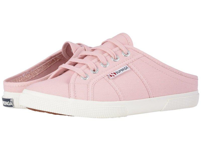 スペルガ レディース スニーカー シューズ 2288 Vcotw Sneaker Mule Light Pink
