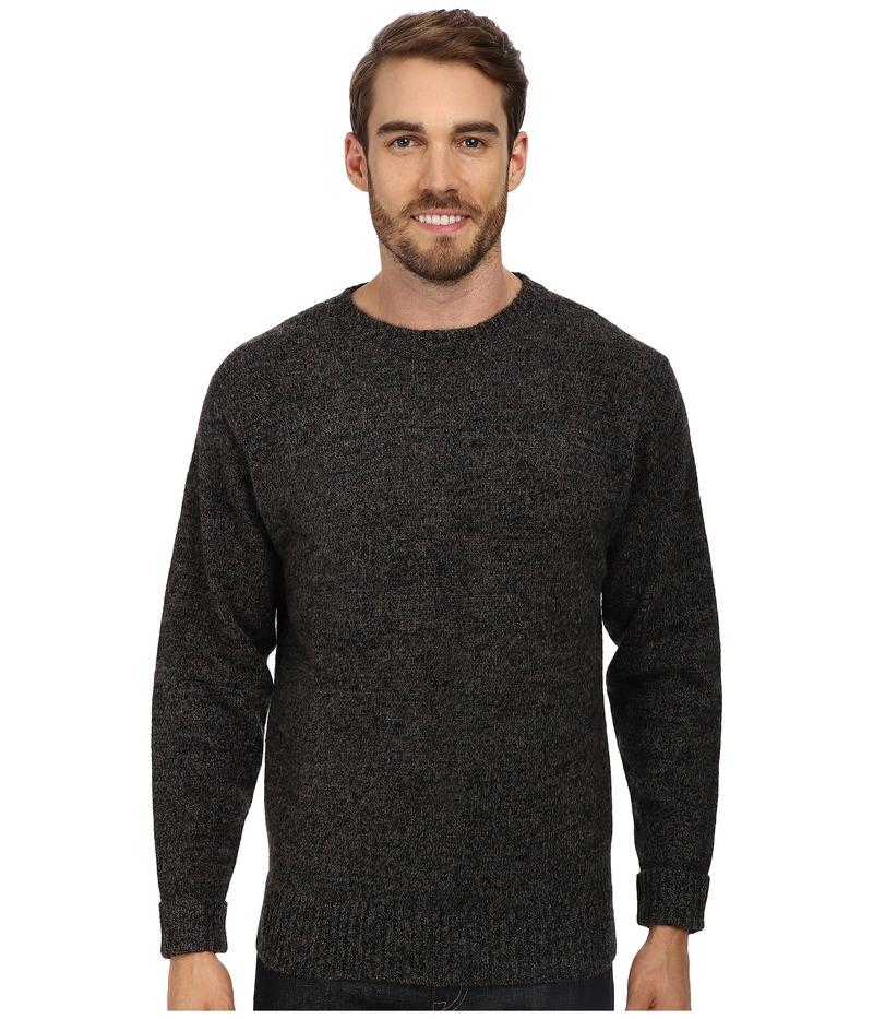 ペンドルトン メンズ ニット・セーター アウター Shetland Crew Sweater Charcoal Heather