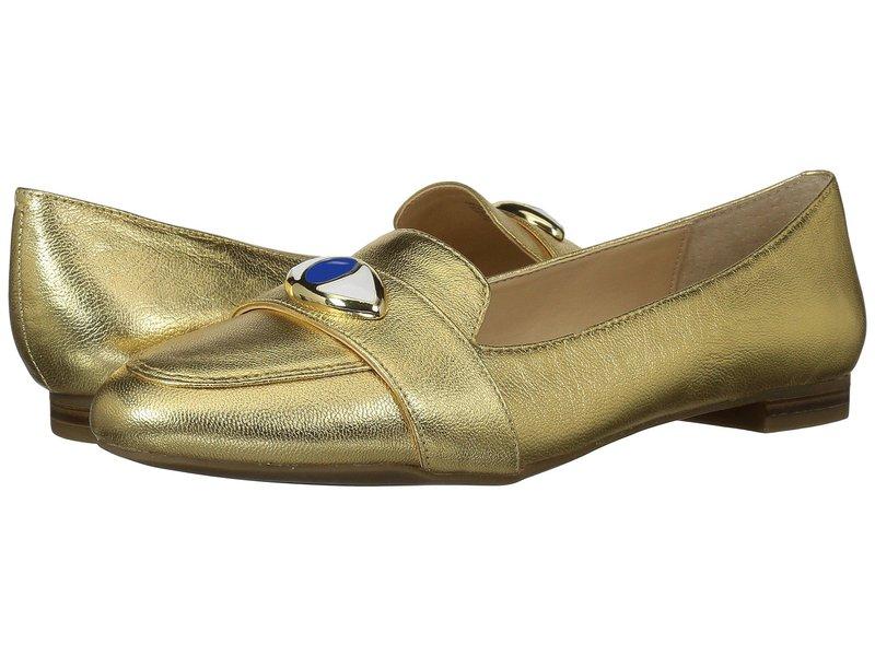 ケイティ ペリー レディース サンダル シューズ The Harper Gold Tumbled Metallic