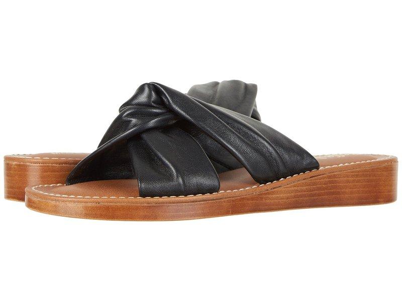 ベラビタ レディース サンダル シューズ Noa-Italy Black Italian Leather