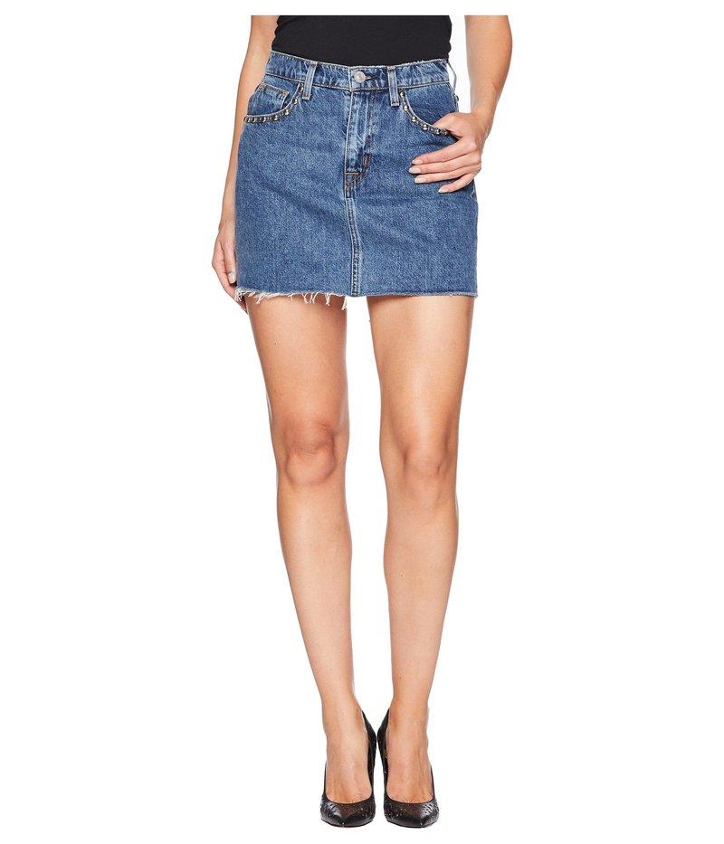 ハドソン レディース スカート ボトムス The Viper Mini Skirt in Vibrant Life Vibrant Life